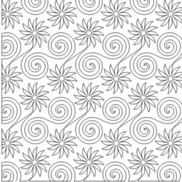 Flowers & Spirals